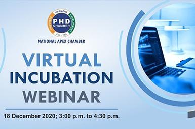 Virtual Incubation Webinar (18-12-2020)