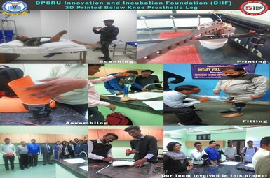 Workshop on Hands on Training Session on 3D Printing (13/02/2019)